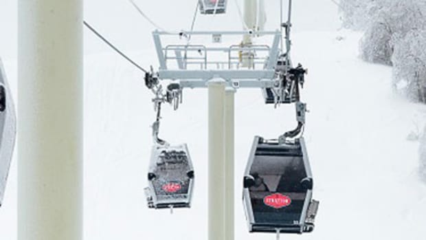 stratton gondola