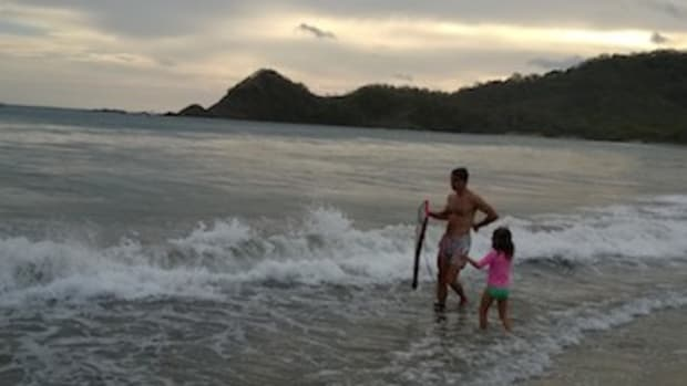 family trip tpo nicaragua