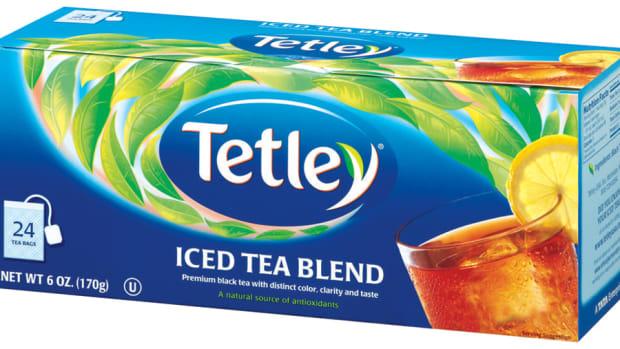 Tetley Iced