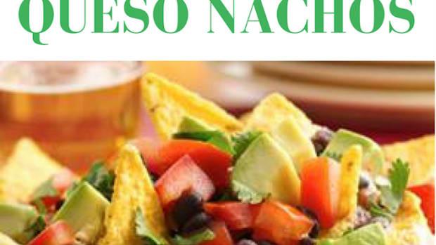 BEER QUESO NACHOS: easy cinco de mayo recipe