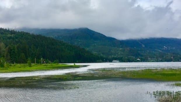 Views from Atlas lake