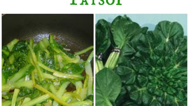 How to Cook Tatsoi