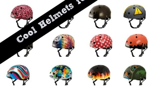 cool helmets for kids