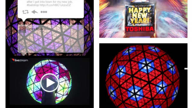 Times Square Ball App