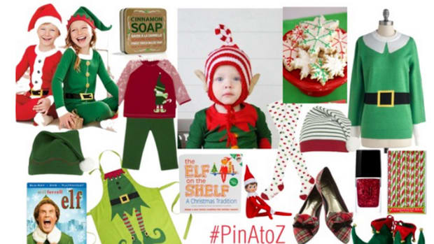 elf pinterest fun