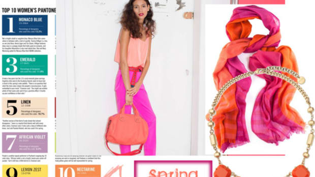 Spring Trend Coral