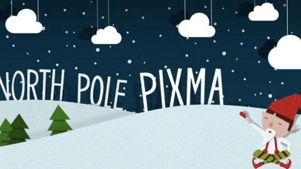 Canon PIXMA, holidays, Canon