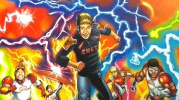 Medikidz comic book