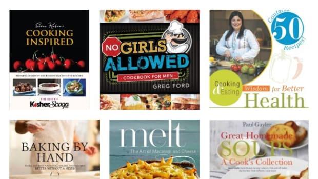 CookBooks for Fall