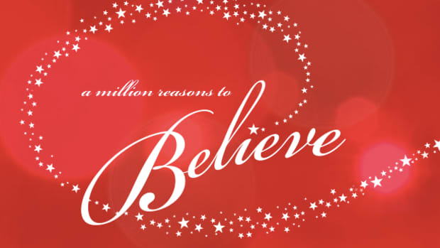 Macy's Believe campaign