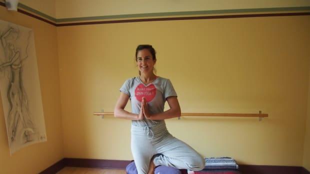 Reebok yoga gear
