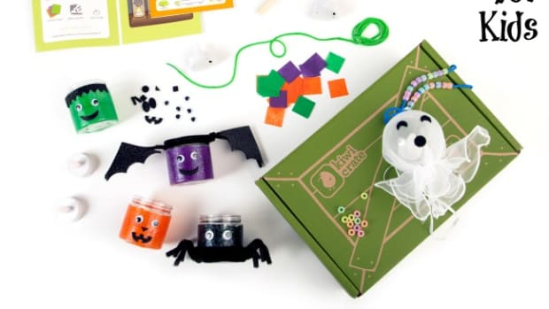 halloween DIY kits