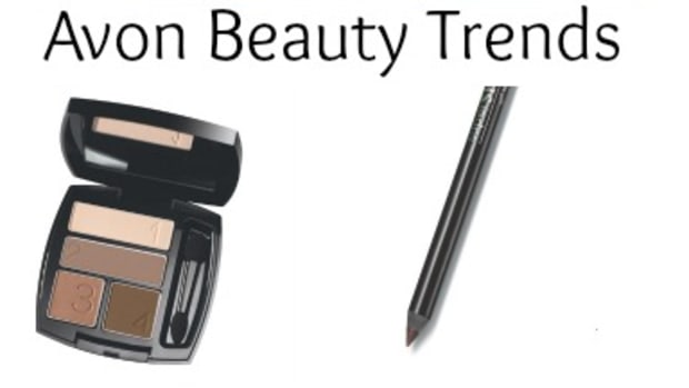 avon, jessica alba, beauty trends