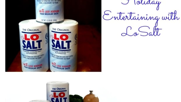 Lo Salt Entertaining