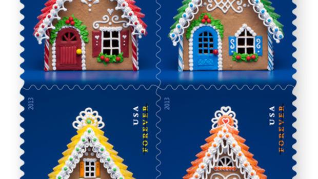 Gingerbread Houses Forever