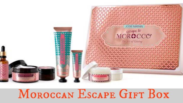 Exclusive Moroccan Escape Gift Box