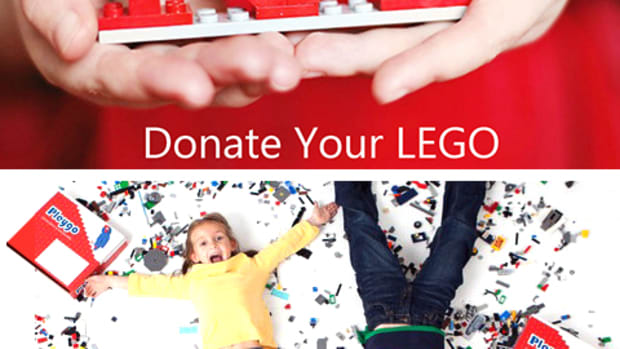Donate Your Legos