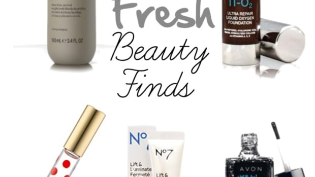 new beauty finds