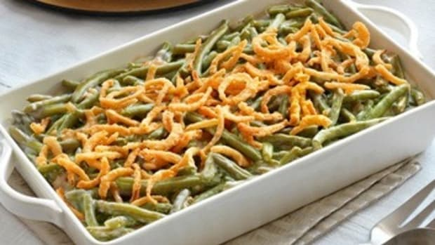 Green-Bean-Casserole-Recipe