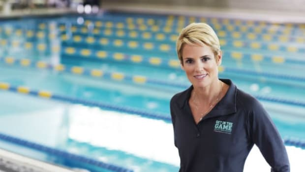 Dara Torres Interview, Dara Torres