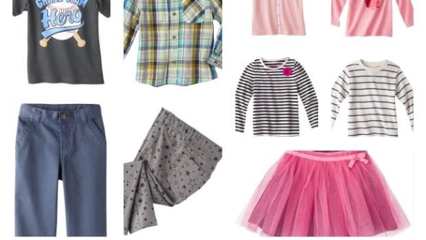 Target Fashions, Target Fashions for Kids