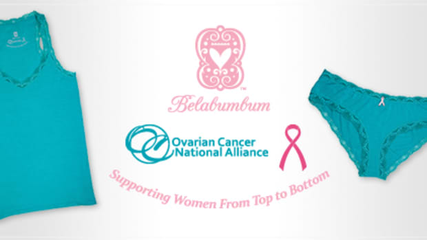 "Belabumbum Launches ""Top To Bottom"" Campaign for Ovarian Cancer Awareness"
