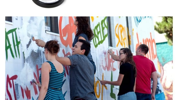 Erase Bullying Campaign, LUSH Cosmetics