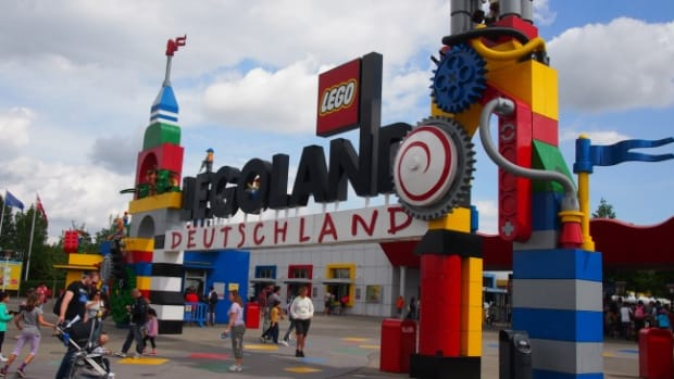 legoland, legoland Germany, travel with kids, LEGO friends, LEGO review