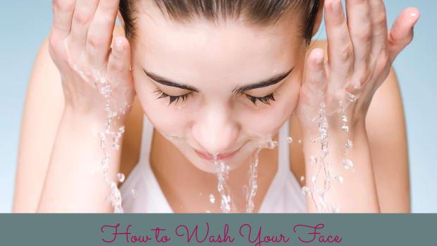 face washing, beauty, beauty tips