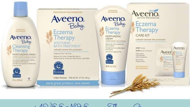 Eczema Giveaway, Aveeno Giveaway, giveaway