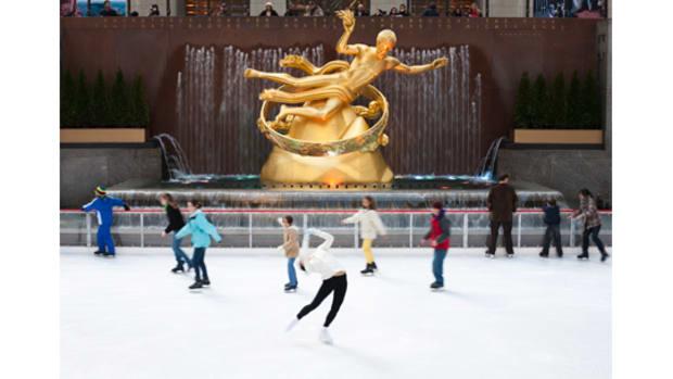 Rink at Rockefeller Center