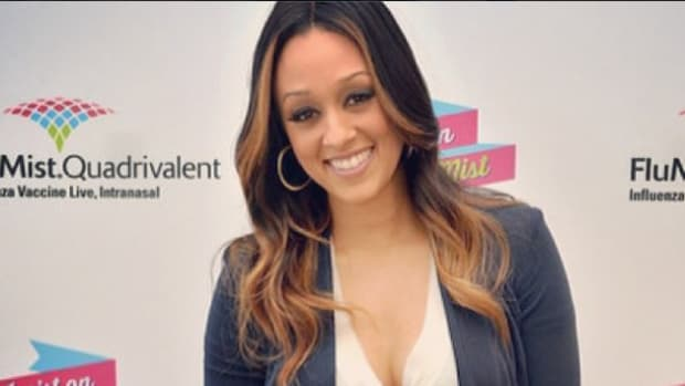 Tia Mowry Interview