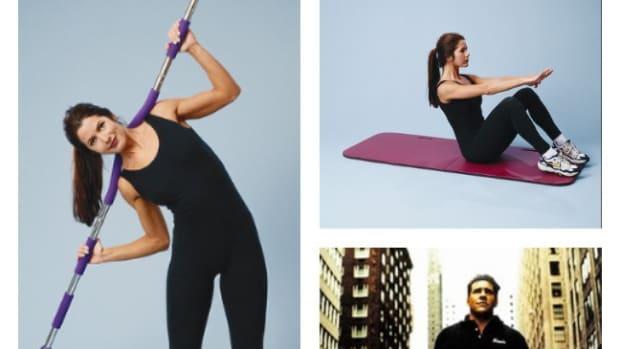 Escape Your Shape, fitness