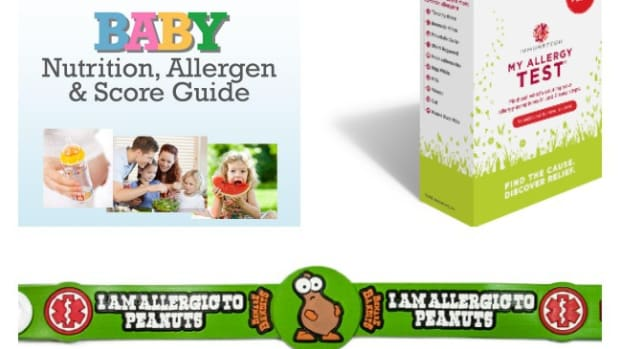 allergies, allergies with kids
