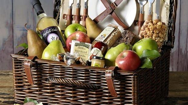 Summer Fruit Baskets