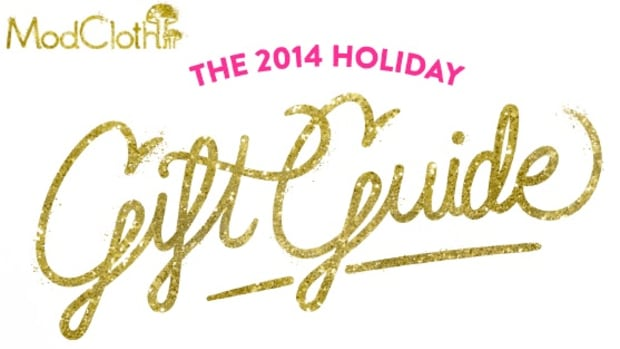ModCloth Gift Guide