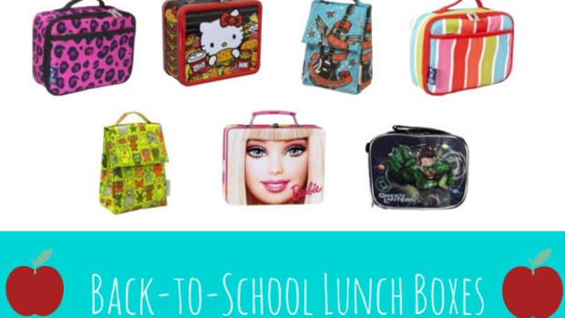 lunch boxes, back to school