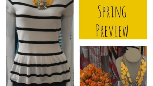 LOFT spring preview