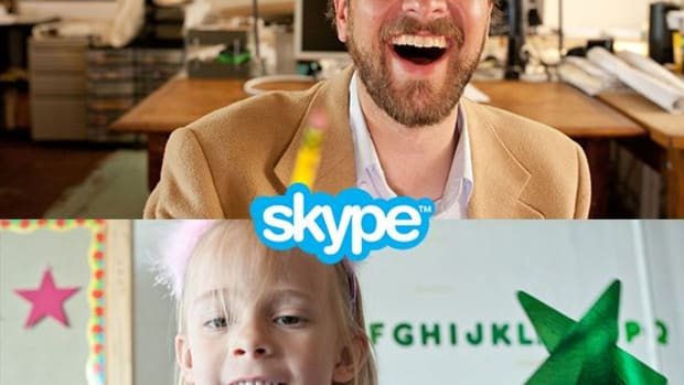 skype, contest, giveaway, family technology, keep in touch, family time
