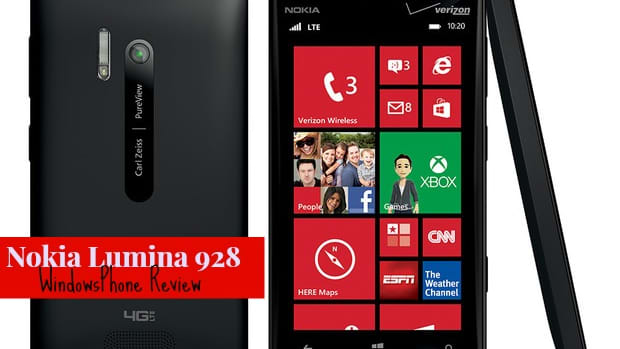 windowsphone review, nokia lumina 928 review