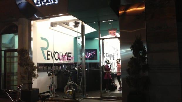 Revolve Fitness Studio