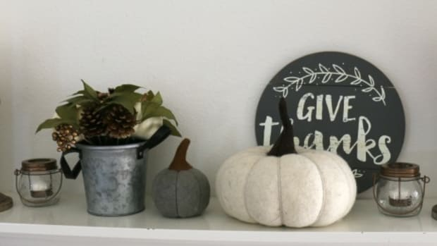 mantle decor ideas