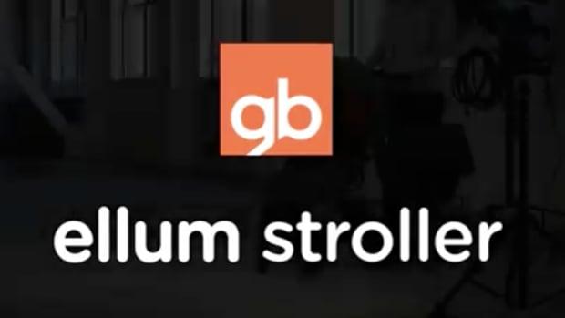 Gb Ellum Stroller