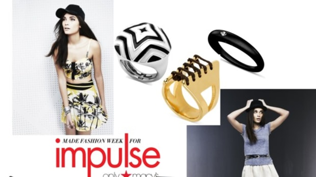 Get Inspired with MADE Fashion Week for Impulse - only at Macy's