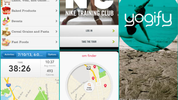Free Fitness Apps for iPhone and Android