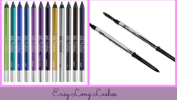 lashes, easy long lashes, beauty, beauty tips