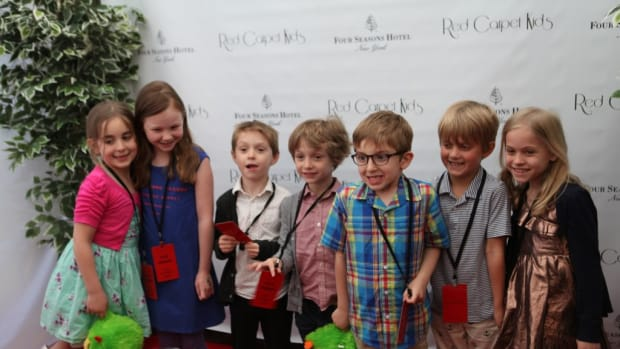 Red Carpet Kids