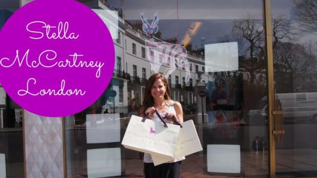 stella mccartney london shop