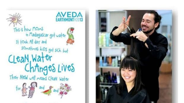aveda clean water