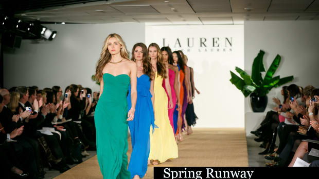 finale lauren spring fashion show